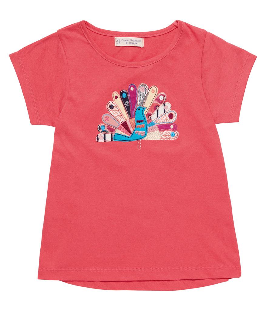28674596d9 Camiseta Mahima Claret | Niños | Gourmandise Concept Market