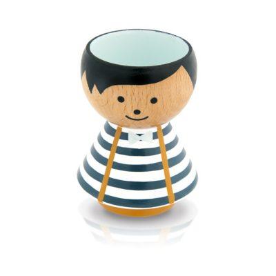 BORDFOLK Egg Cup Boy Handyman