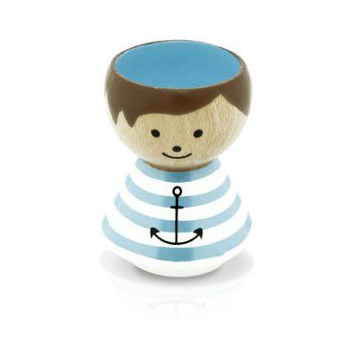 BORDFOLK Egg Cup Boy Sailor