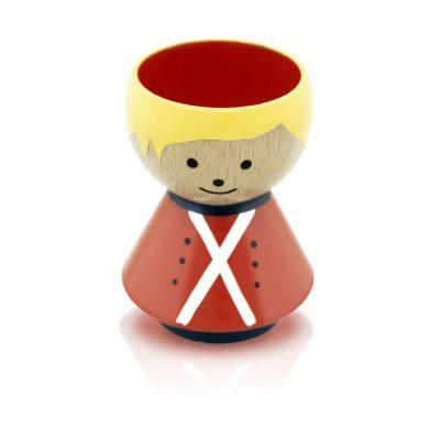 BORDFOLK Egg Cup Boy Guard
