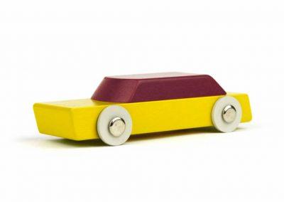 Coche de Madera nº2 | Ikonic Toys