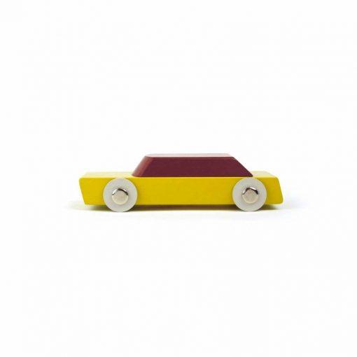 Coche de Madera nº 2 | Ikonic Toys