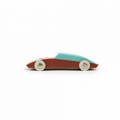 Coche de madera nº 3 | Ikonic Toys