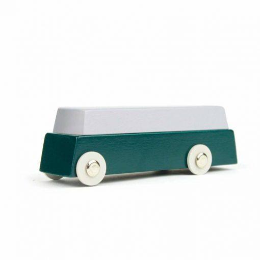 Coche de Madera nº 4 | Ikonic Toys