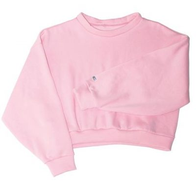 BOO SWEATER ROSE