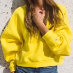 BOO SWEATER YELLOW
