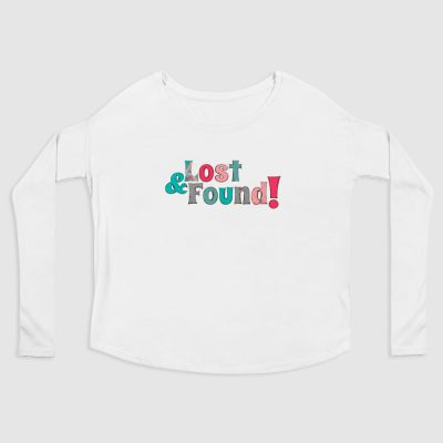 Camiseta Lost and Found