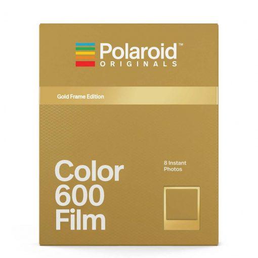 Película Color 600 Color Marco Dorado