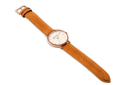Reloj Copper Suede